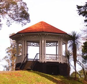 Band Rotunda Virginia Lake, Wanganui