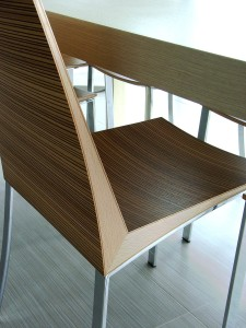 Detail of Italian Design Chair