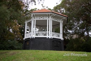 Wanganui Band Rotunda - Virginia Lake