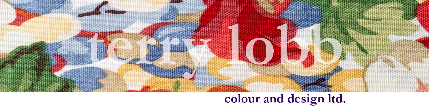 terry lobb colour and design logo