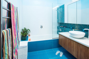 Terry Lobb Colour Consultant Wanganui Bathroom Retreat Tropical