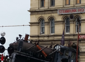 Steampunk Museum of Oamaru