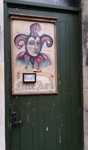 Oamaru_Artisans Entrance to the Gallery 06_17